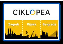 Ciklopea - Zagreb · Rijeka · Belgrade